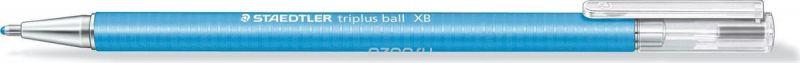 Staedtler Ручка шариковая Triplus Ball 0,7 мм цвет чернил голубой