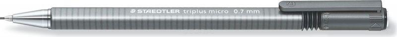 Staedtler Карандаш механический Triplus 0,7 мм цвет корпуса серебро