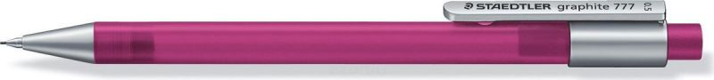Staedtler Карандаш механический Gr.777 0,5 мм цвет корпуса пурпурный