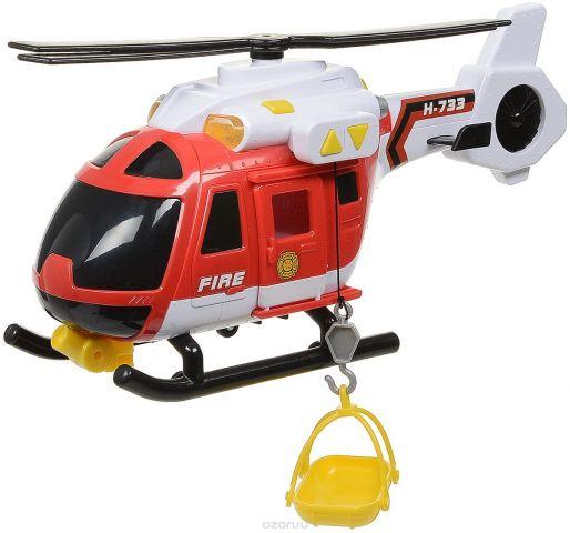 HTI Пожарный вертолет Roadsterz