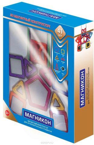 Магникон Магнитный конструктор MK-41