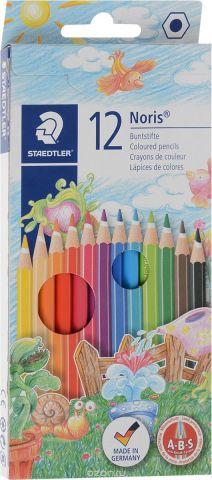 Staedtler Набор цветных карандашей Noris Club 12 шт