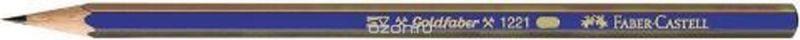 Faber-Castell Карандаш чернографитный Goldfaber 1221 H