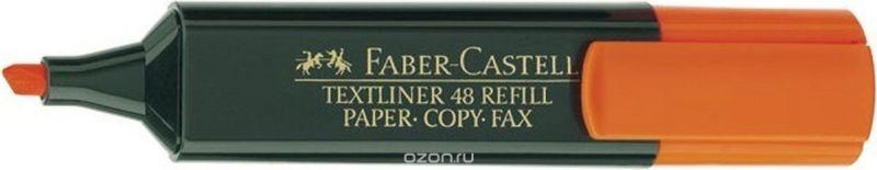 Faber-Castell Текстовыделитель 1548 цвет оранжевый
