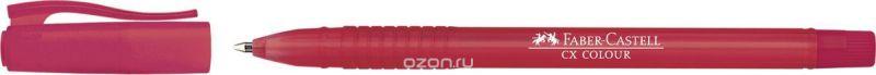 Faber-Castell Ручка-роллер СX5 0,7 мм цвет чернил красный