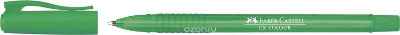 Faber-Castell Ручка-роллер СX5 0,7 мм цвет чернил зеленый