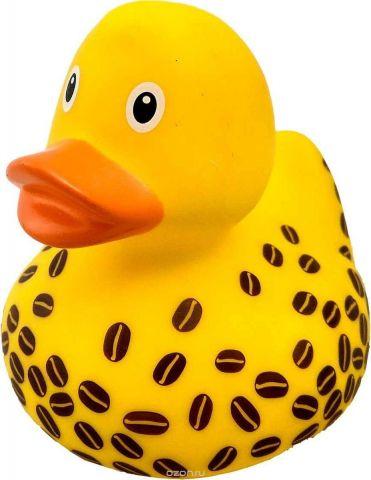 Funny Ducks Игрушка для ванной Уточка Кофе
