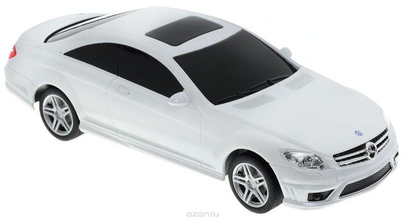 Rastar Радиоуправляемая модель Mercedes-Benz CL 63 AMG цвет белый