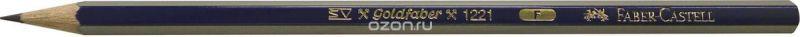 Faber-Castell Карандаш чернографитный Goldfaber 1221 F