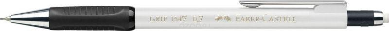 Faber-Castell Карандаш механический Grip 1347 0,7 мм цвет корпуса белый