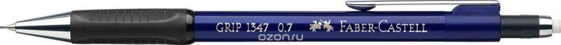 Faber-Castell Карандаш механический Grip 1347 0,7 мм цвет корпуса синий