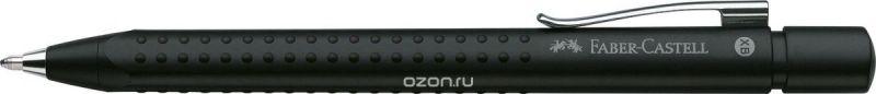 Faber-Castell Ручка шариковая Grip 2011 цвет черный