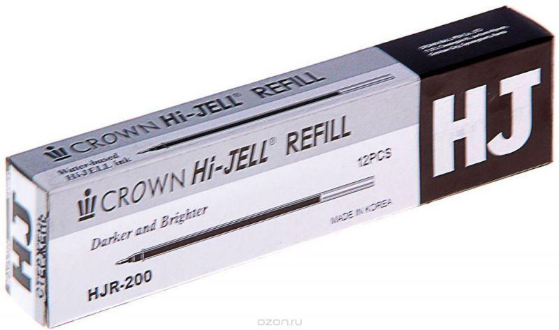 Crown Стержень для гелевой ручки цвет черный