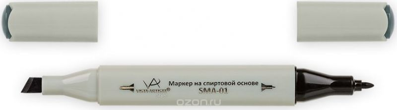 Vista-Artista Маркер Style цвет темный темно-зелено-серый S534