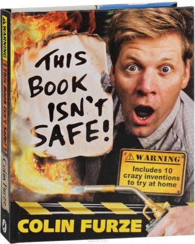 This Book Isn't Safe!