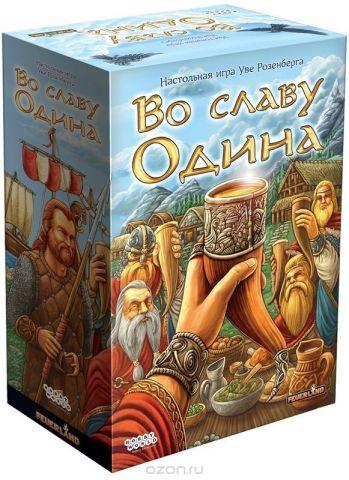 Hobby World Настольная игра Во славу Одина
