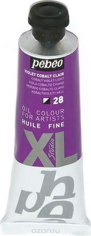 Pebeo Краска масляная XL цвет кобальт фиолетовый светлый 37 мл