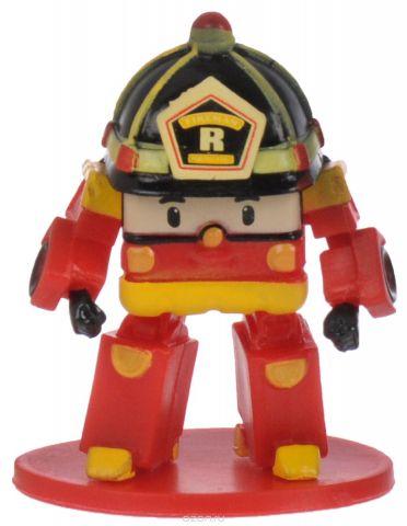 Robocar Poli Мини-фигурка цвет красный