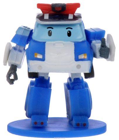 Robocar Poli Мини-фигурка цвет синий