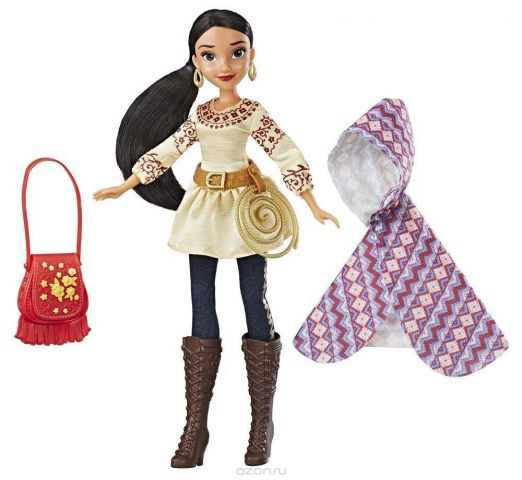 Disney Elena Of Avalor Кукла Елена в наряде для приключений