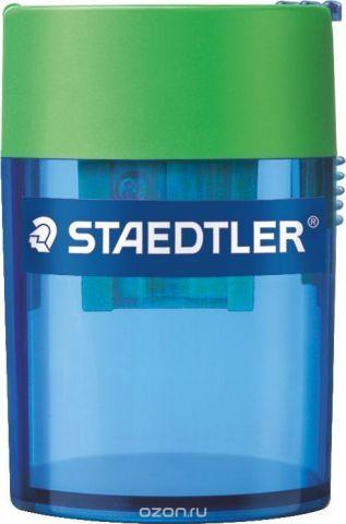 Staedtler Точилка Tradition цвет зеленый синий 1 гнездо
