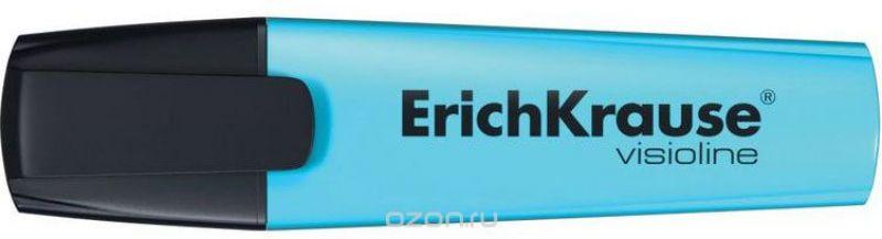 Erich Krause Маркер Visioline V-12 цвет голубой