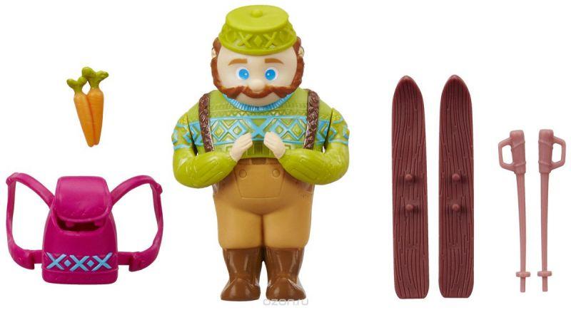 Disney Frozen Мини-кукла Oaken's Ski Trip