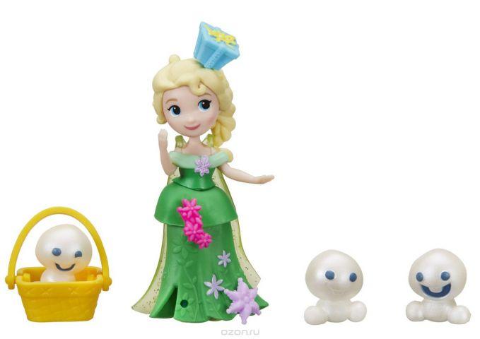 Disney Frozen Мини-кукла Elsa & Snowgies