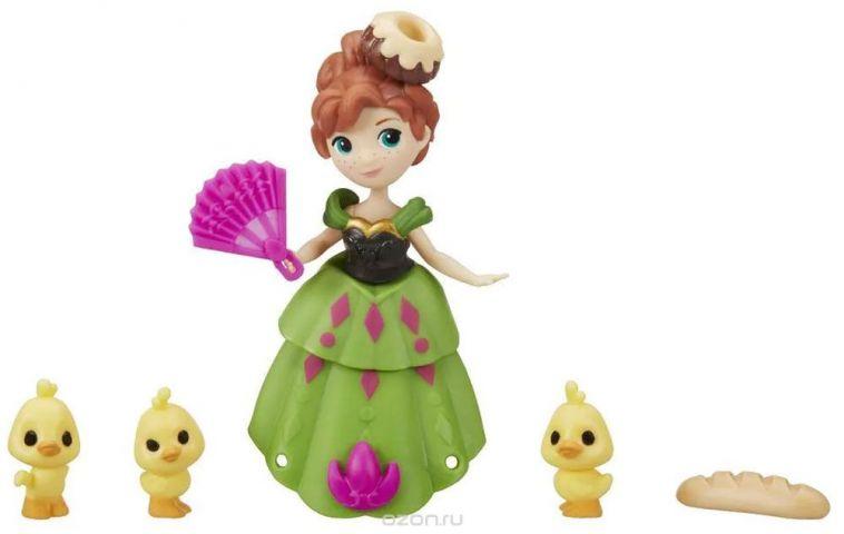 Disney Frozen Мини-кукла Anna's Arendelle Adventure