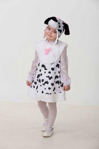 Дженис Карнавальный костюм для девочки Далматиночка Джеси размер 28
