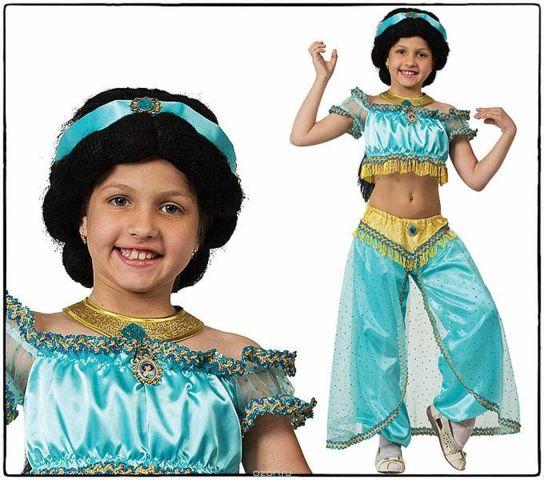 Батик Костюм карнавальный Принцесса Жасмин размер 28