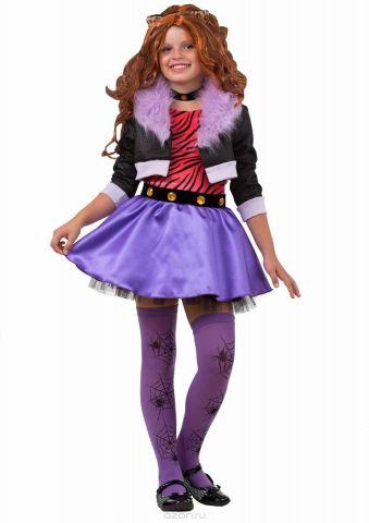Батик Карнавальный костюм для девочки Клодин Вульф размер 30