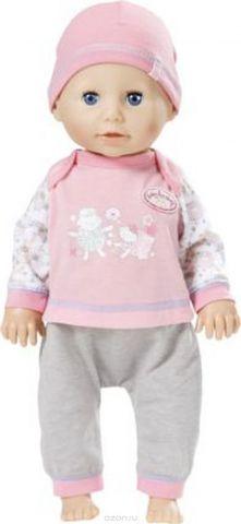 Baby Annabell Кукла Учимся ходить