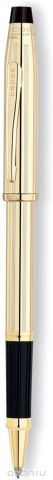 Cross Ручка-роллер Selectip Century II цвет корпуса золотистый