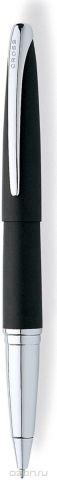 Cross Ручка-роллер Selectip ATX цвет корпуса матовый черный серебро
