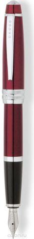 Cross Ручка перьевая Bailey цвет корпуса красный