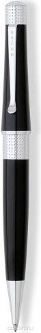 Cross Ручка шариковая Beverly черная цвет корпуса черный