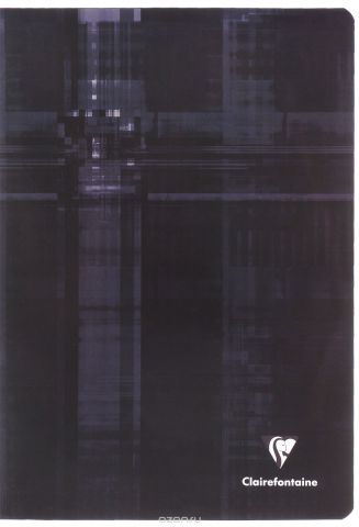 "Тетрадь ""Clairefontaine"", в клетку, формат A4, 40 листов"
