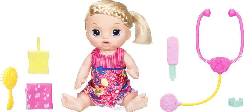 Baby Alive Кукла Малышка у врача