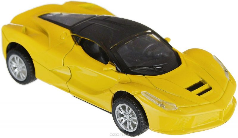 Autogrand Автомобиль Maranello Deluxe Car цвет желтый