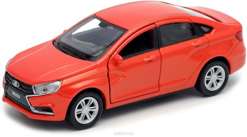 Welly Модель автомобиля LADA Vesta