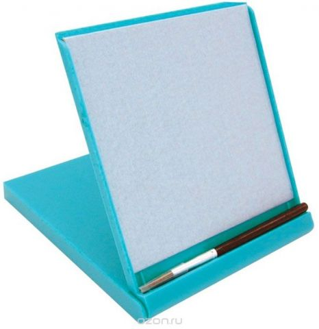Назад к истокам Планшет для рисования водой Акваборд Мини цвет голубой