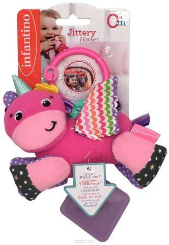 Infantino Игрушка-подвеска Единорог