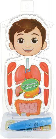 Oregon Scientific Интерактивная игрушка Занимательная анатомия