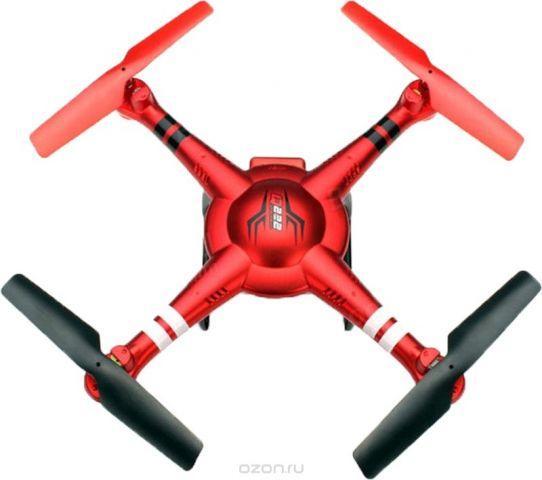 Wltoys Квадрокоптер на радиоуправлении Q222K цвет красный