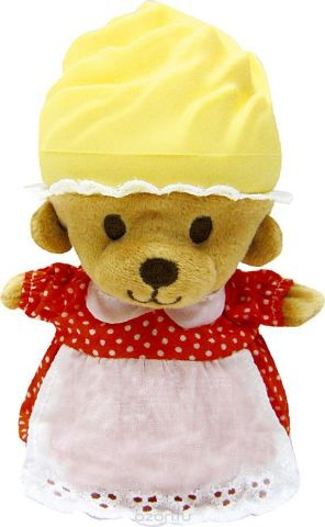 Cupcake Bears Мягкая игрушка Тыковка 9 см