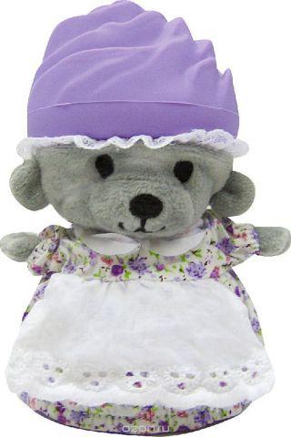 Cupcake Bears Мягкая игрушка Фиалка 9 см