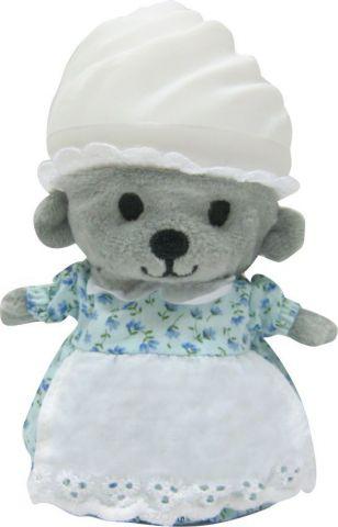 Cupcake Bears Мягкая игрушка Кноппи 9 см