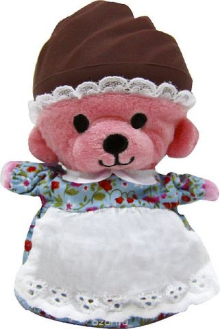 Cupcake Bears Мягкая игрушка Шокко 9 см