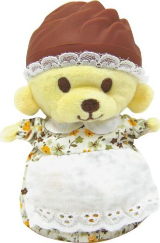 Cupcake Bears Мягкая игрушка Флора 9 см